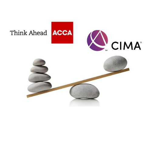 How to choose between ACCA or CIMA?