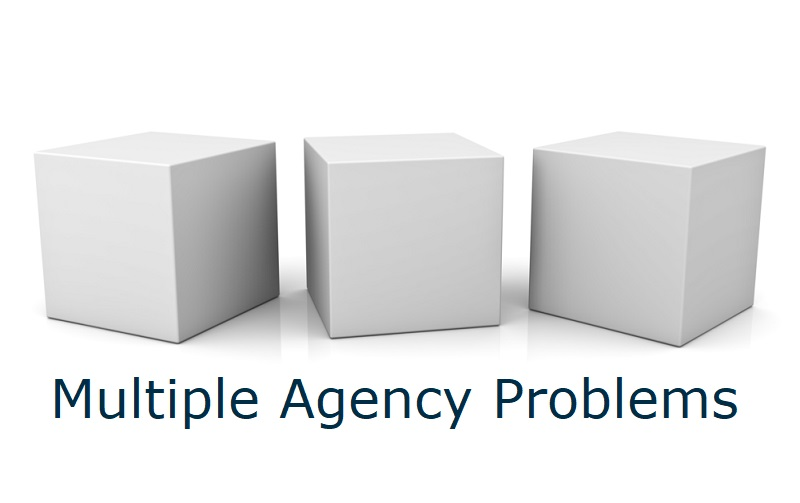 Multiple agency problems – we have the solution