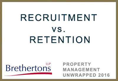 Recruitment vs. Retention
